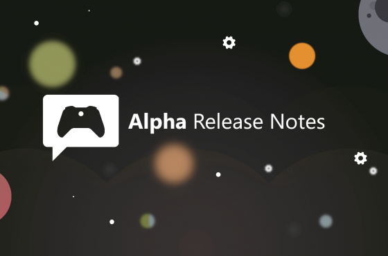 Xbox Insider Release Notes – Alpha Ring (2004.200401-0000)