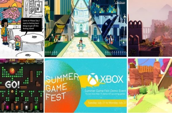 Play 70+ Game Demos During ID@Xbox Summer Game Fest Event