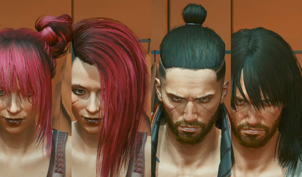 Cyberpunk 2077 Modder Adds Ability To Change In-Game Hairstyle For PC